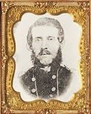 Confederate Colonel James Barbour Terrill was killed May 30th 1864 during the Battle of Totopotomoy Creek; he was made Brigadier General posthumously the next day.