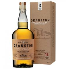 Deanston - Whisky 12 Anni 70 cl. (S.A.)