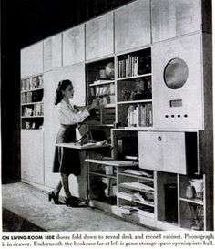 Image photographed at Herman Miller Archives
