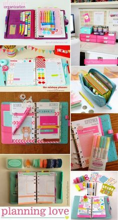Filofax Planner - Increase Your Potential By Using These Hot Time Management Planning Tips To Do Planner, Life Planner, Happy Planner, Planner Ideas, Planner Supplies, Agenda Planner, School Planner, Art Supplies, Binder Planner