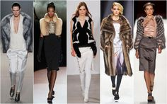 Warm and Fuzzy. It's going to be a warm and fuzzy fall 2013 if the abundance of luxurious fur on the runways has anything to do with it. - Alexander Wang, Badgley Mishka, Altuzarra, Bibhu Mohapatra and Carolina Herrera