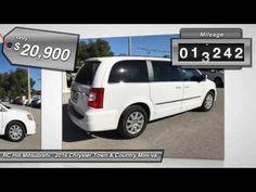 2016 Chrysler Town & Country DeLand Daytona Orlando GR296668