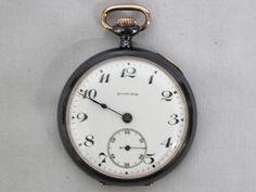 【ひょうたん】古い懐中時計EMPIRE完品[アンティーク美術品] Watch pocket watch ¥1200円 〆03月25日