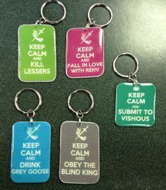 Keep Calm-Black Dagger by PerfectlyPretentious on Etsy