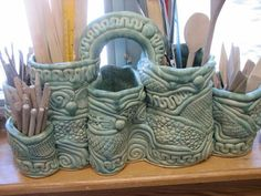 1000+ images about coil pottery on Pinterest | High school ...