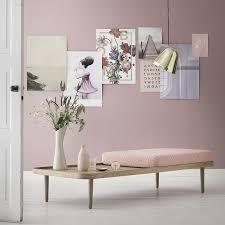 Image result for väggfärg smutsrosa