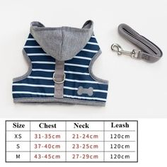 Type:Small Dog Harness and Leash Set. Type: Fashion Dog Harness and Leash Set. Product Includes: 1 Pet Harness and Leash Set. With a matching walking leash. Small Puppies, Small Dogs, Dogs And Puppies, French Bulldog Harness, Bulldog French, Dog Clothes Patterns, Dog Jacket, Pet Clothes, Dog Clothing