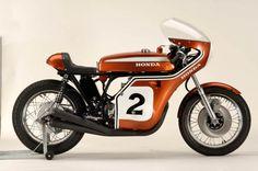 Honda CR750 1970