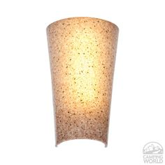 Wireless LED Wall Sconces - Granite - Exciting Lighting 002471 - Light Fixtures - Camping World Led Wall Sconce, Wall Sconces, R Pod, Rv Parts, Camping World, Pillar Candles, Granite, Outdoor Gear, Light Fixtures
