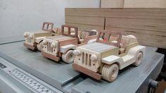 My plan jeep