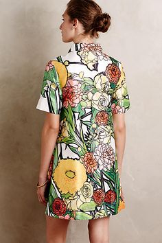 jena.theo Botanist Shirtdress