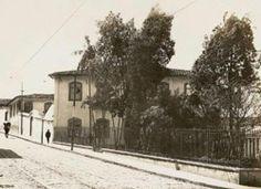1914 - Rua do Seminário, centro de São Paulo.