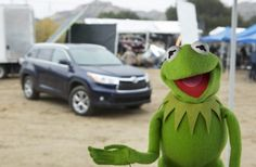"""Disneys """"Muppets Most Wanted"""" Joins Forces with Toyota"""