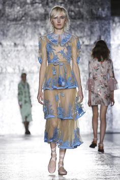 Vivetta Fashion Show Ready to Wear Collection Spring Summer 2017 in Milan