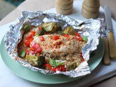 Kraft Foil Packet Southwestern Chicken Dinner Recipe - Food.com