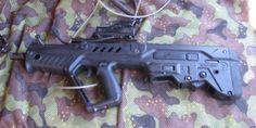 IWI Tavor CTAR-21 without Mag