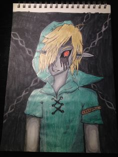 Ben drowned!!! Thank you everyone who saves my drawings it makes me super happy!!! Well hope everyone likes it!!