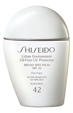 Shiseido 'Urban Environment' Oil-Free...     $30.00