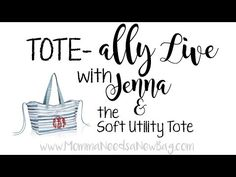I'm going LIVE on YouTube!! Be sure to hit SUBSCRIBE so you will know when I'm LIVE sharing Thirty-One!  www.MommaNeedsaNewBag.com