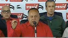 SE QUITÓ LA CARETA! Lo que dijo Diosdado Cabello sobre Plan para tumbar a Maduro que te dejará atónito