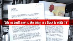 Letters From Death Row: Ray Jasper, Texas Inmate 999341