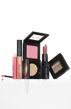 Bobbi Brown #PrettyPowerful Uber Basics Collection #Nordstrom #Beauty
