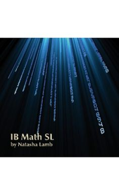 These IB Math SL materials are designed for teachers delivering the IB Mathematics Standard Level curriculum. Using a student-centered approach, the course follows the IB Mathematics SL guidelines to ensure a solid understanding of the course content. ISBN: 9781596574137