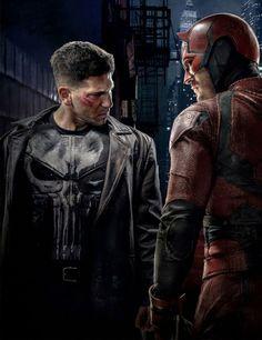 Jon Bernthal as The Punisher in Daredevil Season 2
