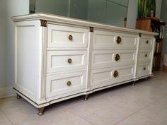 Stylish Design Cornwell Small Dresser Shown Mirror | Mirror ...