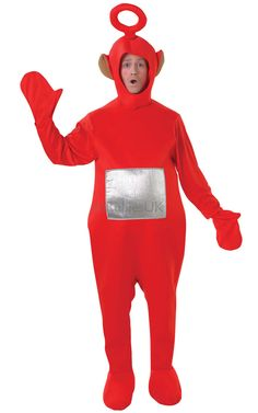 Great costume from one of the world's most famous kids shows, the Teletubbies Po costume is already one of the most popular costumes in fancy dress.