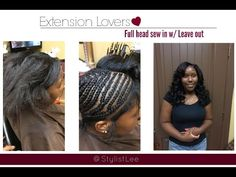 Short haircut transformation color damaged hair see results stylist lee a hair studio proper full head sew in on relaxed hair los pmusecretfo Images