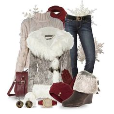 Winter Outfit Ideas 2012 A Walk Through the Snow Fashionista Trends Fashion In, Latest Fashion Trends, Fashion Outfits, Womens Fashion, Fall Fashion, Fall Winter Outfits, Winter Wear, Autumn Winter Fashion, Winter Chic