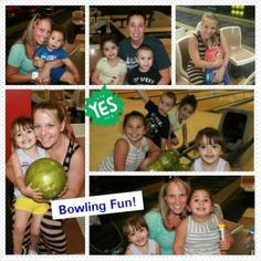 AMF BOWLING- great for all ages We heard that the AMF Centereach Lanes not only had bumpers but ramps for the younger kids to use along with light bowling balls.
