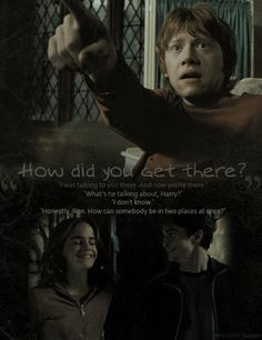 "Watched Harry Potter and the Prisoner of Azkaban last night - I love this scene because Harry and Hermione have their whole inside joke going on and Ron's like "" Always Harry Potter, Harry Potter Hermione, Harry Potter Quotes, Harry Potter Characters, Harry Potter Universal, Harry Potter Fandom, Harry Potter World, Hermione Granger, Harry And Hermione Fanfiction"