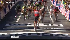 British Eurosport @EurosportUKTV Tony Gallopin wins stage 11 of the Tour de France. #tdf #eurosportcycling pic.twitter.com/cTgP73eXoe
