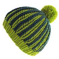 bommelmuetze-stricken (Cool Crafts Hands)