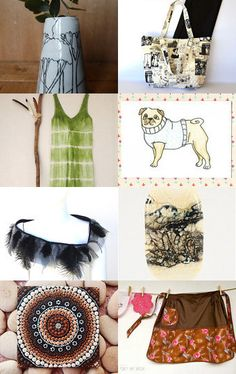 when you go out to the bush today... by Julie Smith on Etsy--Pinned with TreasuryPin.com