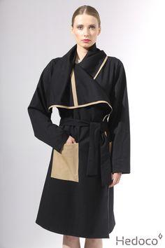 Coat    [Hedoco + Edyta Jermacz]