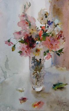 Russian Watercolors, Sergey Aldoushkin - Поиск в Google
