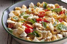 Bill Granger's ricotta, basil and tomato pasta <a ...