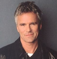 Richard Dean Anderson---That smirk, those eyes would make any woman swoon <3