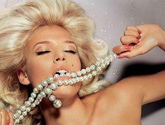 Eu amo pérolas - I love pearls