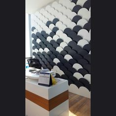 Executive wall