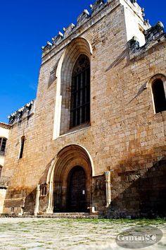 Ruta del Cister - Monestir de Santes Creus, Catalonia