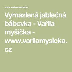 Vymazlená jablečná bábovka - Vařila myšička - www.varilamysicka.cz