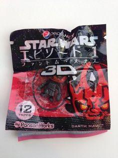 Free Shipping Star Wars Phantom Menace Japan Figure Anime  New Rare Limited