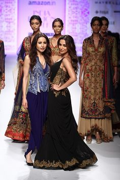 Amazon India Fashion Week autumn/winter 2016 | Mandira Wirk #AIFW2016 #PM