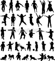 silhouette of child reaching - Google Search