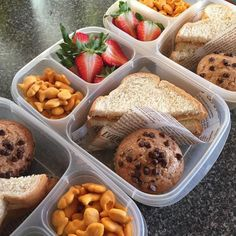 Healthy Lunch Ideas For School Kids Packed Lunch, Kids Lunch For School, Healthy Lunches For Kids, Lunch Snacks, Lunch Recipes, Baby Food Recipes, Kids Meals, Healthy Snacks, Healthy Recipes