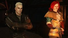 Young Geralt looks really hot